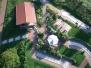 Luftbilder der Minigolfanlagen