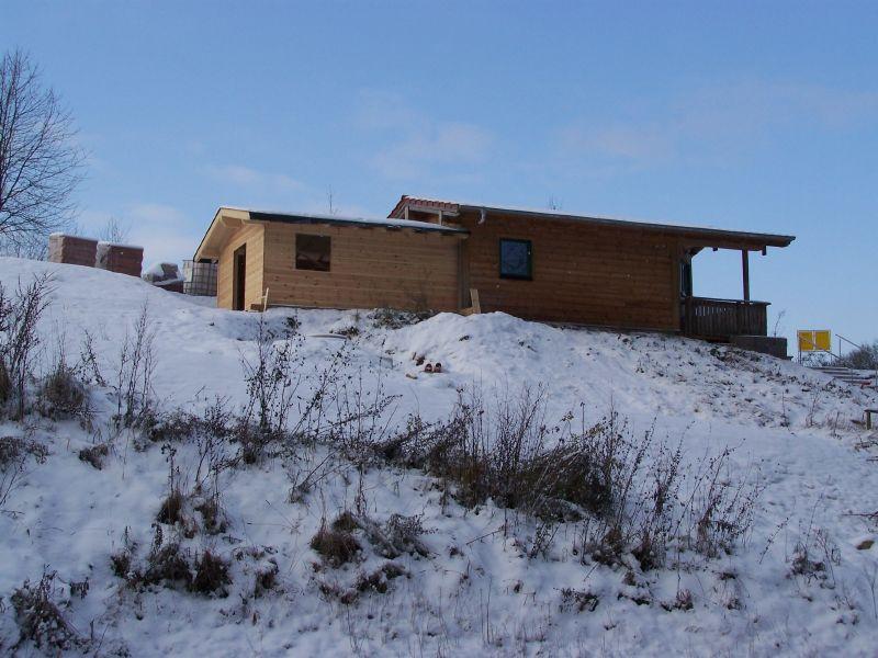 Anbau im Bau mit Winterstopp