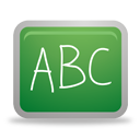Minigolf-ABC - Buchstaben A, B