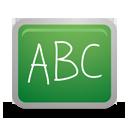 Minigolf-ABC - Buchstaben U, V, W, Z