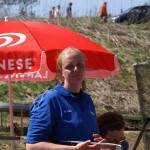Westdeutsche Meisterin 2010: Antje Kalkbrenner